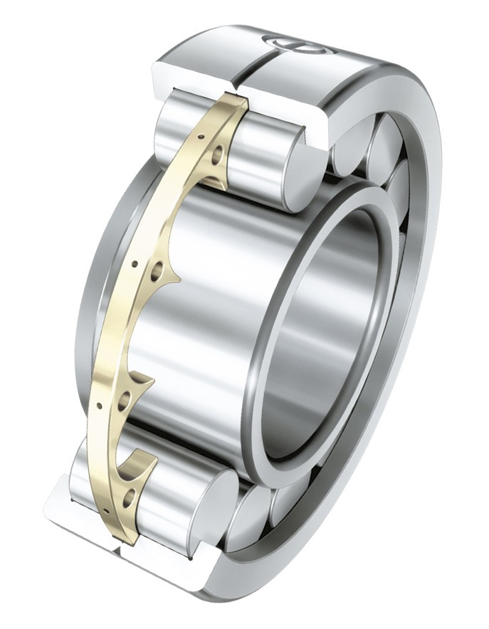70 mm x 100 mm x 30 mm  NKE NNCF4914-V Cylindrical roller bearings